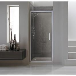 Sprchové dvere Ideal Standard Synergy jednokrídlové 90 cm, sklo číre, chróm profil L6362EO
