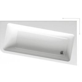 Rohová vaňa Ravak 10° 170x100 cm, pravá, akrylát, 205 l 101700P