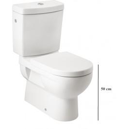 Stojaci WC kombi Jika Mio, vario odpad SIKOSJMIVS24716