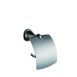 Wf Držiak toaletného papiera Industrial nástenný, oblý SIKODWFS25
