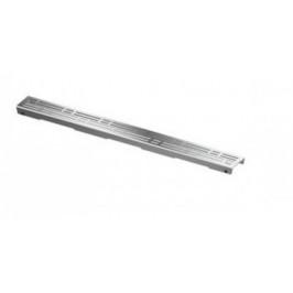 Rošt basic 100 cm Tece Drainline nerez mat 601011
