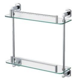 Optima Polička nástenná Cube Way 40 cm SPI44