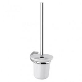Multi WC kefa Simple nástenná, chróm SIM37