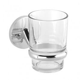 Multi Držiak pohárikov Simple, chróm SIM27