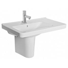Umývadlo Jika Cubito 75x45 cm, odkladacia plocha vpravo 1242.2.000.104.1