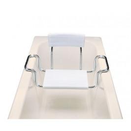 Aris Vaňové sedadlo na okraj vane, biela SED2114