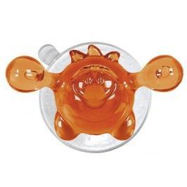 Kleine Wolke Nástenný háčik s prísavkou Crazy Hooks, oranžová 5071488887