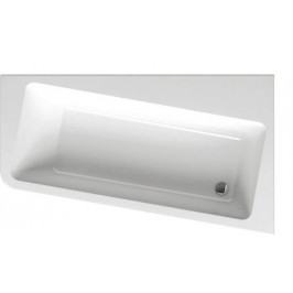 Rohová vaňa Ravak 10° 160x95 cm, pravá, akrylát, 180 l 101600P