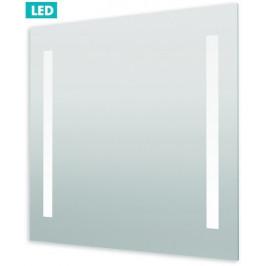 Zrkadlo s LED osvetlením Naturel Iluxit 80x70 cm ZIL8070TLEDS