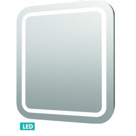 Naturel Zrkadlo s osvetlením led Iluxit 80x70 cm IP44, so senzorom ZIL8070KLEDS