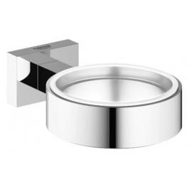 Grohe Držiak pohárikov Essentials Cube, chróm G40508001