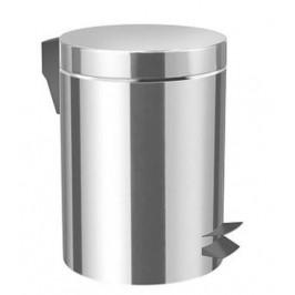 Odpadkový kôš voľne stojaci Jika Generic 5 l nerez lesk H3893D30042001