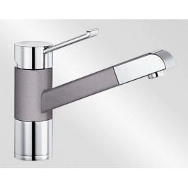 Blanco  ZENOS - S aluminium/chrom 517820