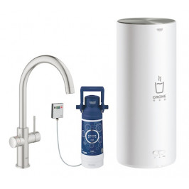 Grohe GROHE Red II Duo C-sp Boiler L EU G30079DC1
