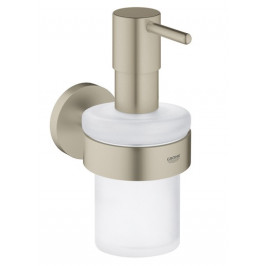 Grohe Essentials Soap Dispenser w/Holder G40448EN1