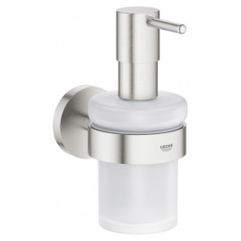 Grohe Essentials Soap Dispenser w/Holder G40448DC1