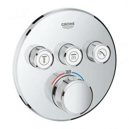 Termostat Grohe Smart Control s termostatickou baterií chróm 29121000