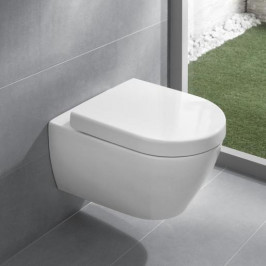 Villeroy & Boch SUBWAY 2.0 WC závěs.rimless,BíACP+AntiBa 5614R0T2