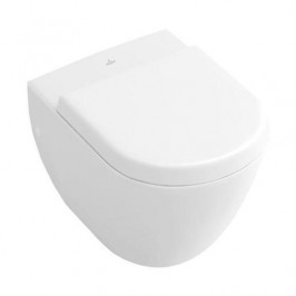 Villeroy & Boch SUBWAY wc závěsný, 355x480,BíAC 660410R1