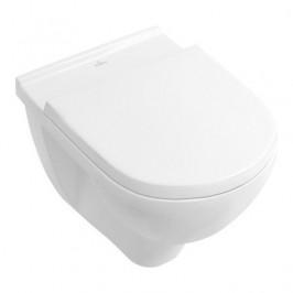 Villeroy & Boch O.novo wc záv+sed.soft(Combi-Pack) BíAC 5660H1R1