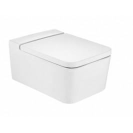 Závesné WC Roca INSPIRA, zadný odpad, 56cm A346537000