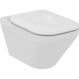 Závesné WC Ideal Standard TONIC II, zadný odpad, 56cm K315801