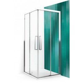 Roltechnik Spr. dvere ECS2L/90 brillant/transparent ECS2L900TBR