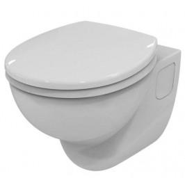 Závesné WC Ideal Standard CONTOUR 21, zadný odpad, 52cm S307001