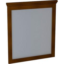 Sapho SAPHO-CROSS zrkadlo 70x80x3,5cm, mahagon CR012