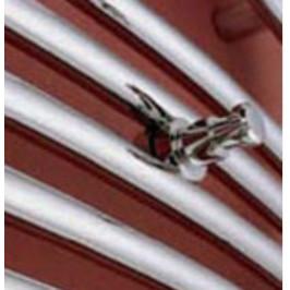 P.M.H. Vešiak na radiátor biely pre Marabu RH2W