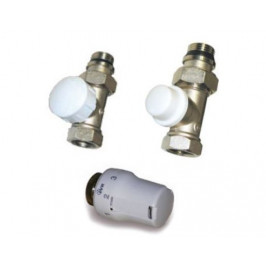 Ventil termostatický přímý s hlavicí VENTILTERMP