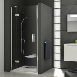 Sprchové dvere Ravak Serie 700 jednokrídlové 90 cm, sklo číre, chróm profil SMSD290TCRLA