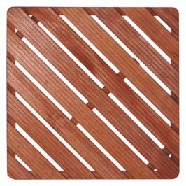 Aris Sprchová rohož-drevo štvorec 65x65x4cm ROHOZ80Q