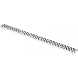 Rošt basic 70 cm Tece Drainline nerez lesk 600710