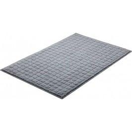 Kúpeľňová predložka polyester Grund 90x60 cm, šedá SIKODGEMI603