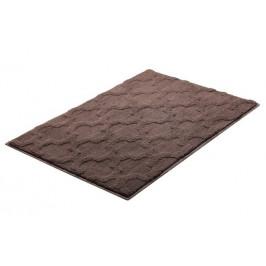 Kúpeľňová predložka polyester Grund 90x60 cm, hnedá SIKODGNAN604