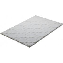 Kúpeľňová predložka polyester Grund 90x60 cm, biela SIKODGNAN600