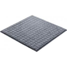 Kúpeľňová predložka polyester Grund 55x55 cm, šedá SIKODGEMI553