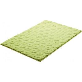 Kúpeľňová predložka polyester Grund 90x60 cm, zelená SIKODGLIS606