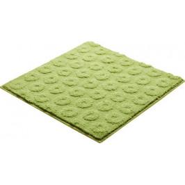 Kúpeľňová predložka polyester Grund 55x55 cm, zelená SIKODGLIS556