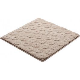 Kúpeľňová predložka polyester Grund 55x55 cm, béžová SIKODGLIS552