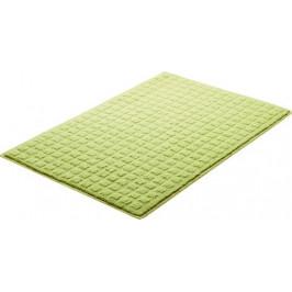 Kúpeľňová predložka polyester Grund 90x60 cm, zelená SIKODGEMI606