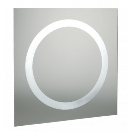 Naturel Zrkadlo s osvetlením Iluxit 60x60 cm IP44 ZIL60K