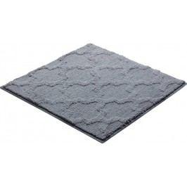 Kúpeľňová predložka polyester Grund 55x55 cm, šedá SIKODGNAN553