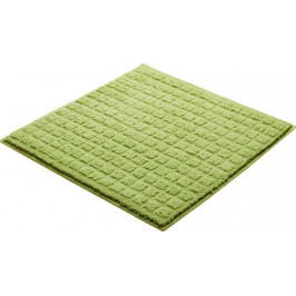 Kúpeľňová predložka polyester Grund 55x55 cm, zelená SIKODGEMI556