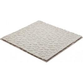 Kúpeľňová predložka polyester Grund 55x55 cm, krémová SIKODGSTE551