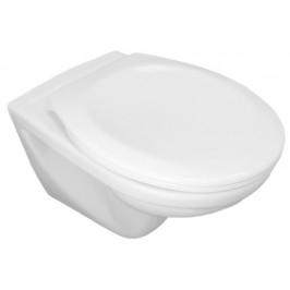 Závesné WC so sedadlom Jika Dino, zadný odpad, 53cm SIKOSJDI21377