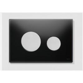 Ovládacie tlačidlo Tece Loop, čierna 9.240.655