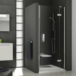 Sprchové dvere Ravak Serie 700 jednokrídlové 120 cm, sklo číre, chróm profil SMSD2120TCRPA