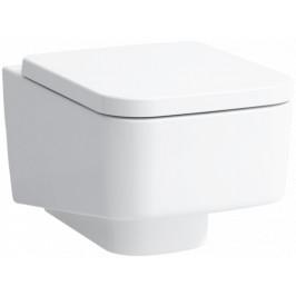 Závesné WC Laufen Pro S, zadný odpad, 53cm 2096.1.000.000.1